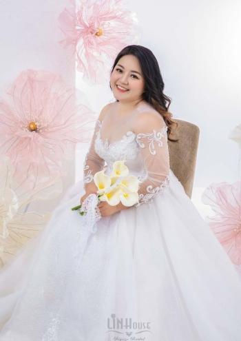 Váy Cưới BigSize Sân Khấu Shine08