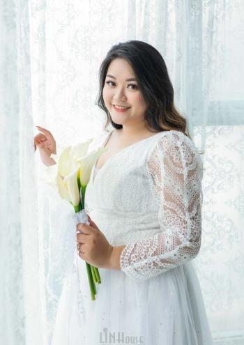 Váy Cưới Bigsize Đi Bàn Shine02